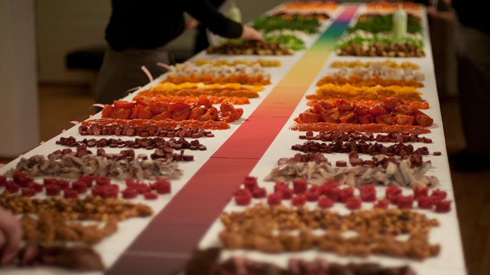 Food spectrum